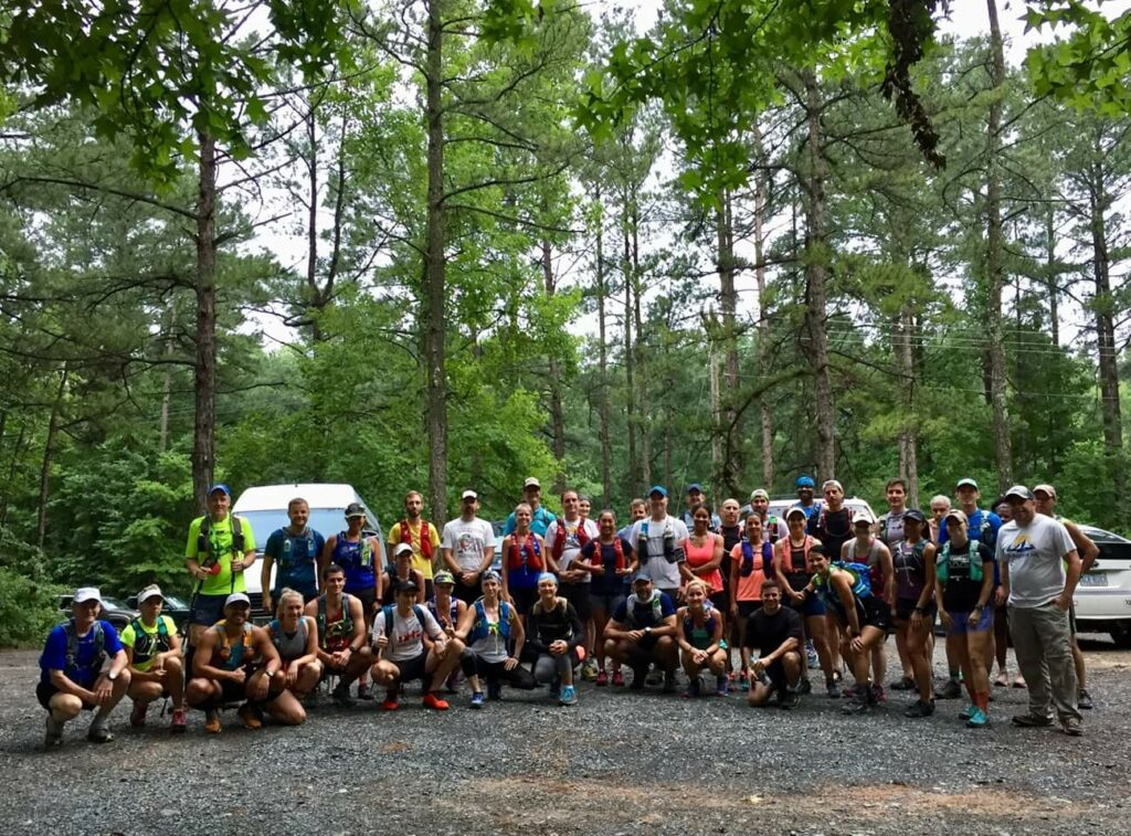 Uwharrie 100 Training Group